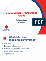 Endurance Periodisation