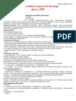 Subiecte Rezolvate Examenul Ginecologie 2013 by Me