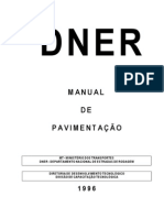 Manual de Pavimentação DNER