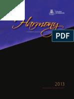 Harmony Magazine (2013)