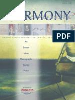 Harmony Magazine, Volume 8 (2006-2007)
