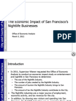 The Economic Impact of San Francisco's