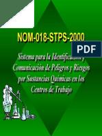Nom 018 Stps Diapositivas
