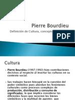 Cultura Pierre Bourdieu