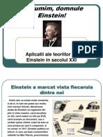 Einstein Vizionarul