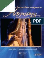 Harmony Magazine (2009)