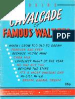 Cavalcade of Famous Waltzes
