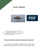 Dossier Migranti - Maddalena