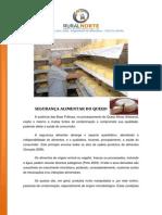 01-2013  -  Segurança Alimentar e Boas Práticas de Fabricação de Queijos - Cartilha