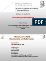 Ulrichs, Tuberculosis, Immunology, 111216
