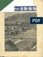 Kalendar opštine Maglaj za 1969. godinu