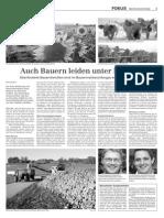 Überforderte Bauernbetriebe