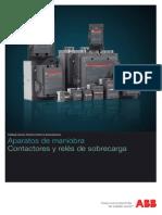 Contactores y reles de sobrecarga.pdf