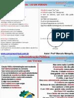 MATÉRIAS EM VERSOS by Prof Marcelo Marques