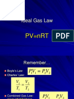 Ideal Gas Law PPT