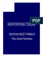 HEPATOPATIAS TÓXICAS