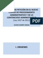 Derecho Peticion