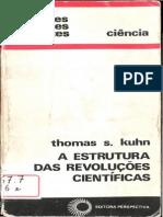 Kuhn Thomas a Estrutura Das Revoluc3a7c3b5es Cientc3adficas