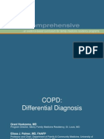COPD Differential Diagnosis Module