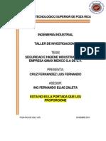 Cruz Fernández-Observaciones