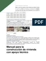 Recomendaciones Para Fabricar Concreto