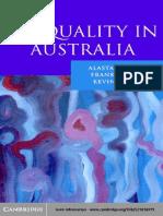 Inequality in Australia