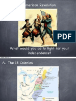 Causes of American Revolution PDF
