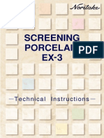 Screening Porcelain Ex 3