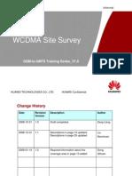 GSM-To-UMTS Training Series 04_WCDMA Site Survey_V1.0