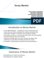 Money Markets PPT