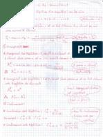 résume de probabilité (dénombrement + calcul de probabilité)
