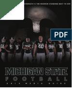 guias 2013  Michigan State