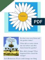 Curious Garden Lesson
