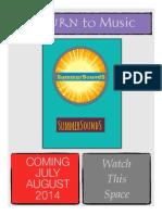 SummerSoundS Poster