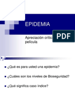 Preguntas de La Pelicula Epidemia
