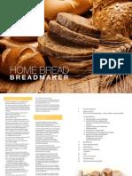 Bread Maker Recipe Book