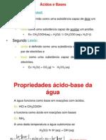 12Q_Acidos e Bases