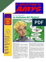 IL BOLLETTINO DI AMYS Nr. 7-2014