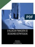 Evaluacion Financiera de Decisiones Estrategicas (1)