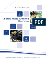 Galtronics LMP / LMR Antenna Catalog January 2014