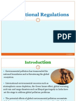 international regulations