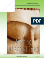 A Mind Disciplined