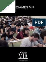El Examen MIR 2013