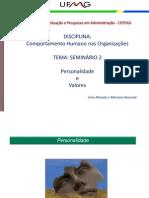 apresentaopersonalidadeevalores-130330171315-phpapp01