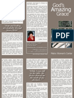 Amazing Grace Brochure