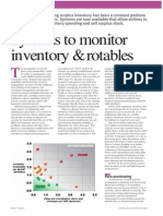 Monitoring Inventory Rotables