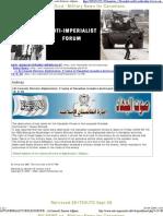 """2 tanks of Canadian invaders destroyed in Arghandab, KAndahar 19/9/09"""