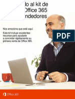 Kit Inicio en Venta Office365 ESP