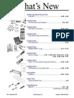 Burndy Products Master Catalog