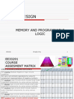 EE3202 Ch11 Memory and Programmable Logic
